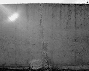 Le mur mystérieux