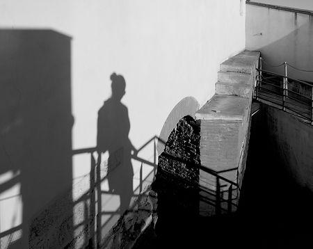 L'ombre du Bazacle