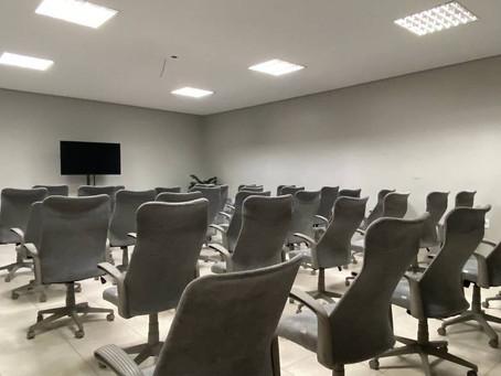 Eu ouvi auditórios no maior coworking de Brasília? 😍
