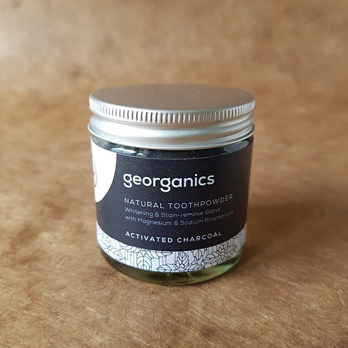 Toothpowder - Activated Charcoal