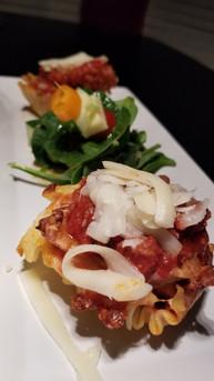 Lasagna Mini's