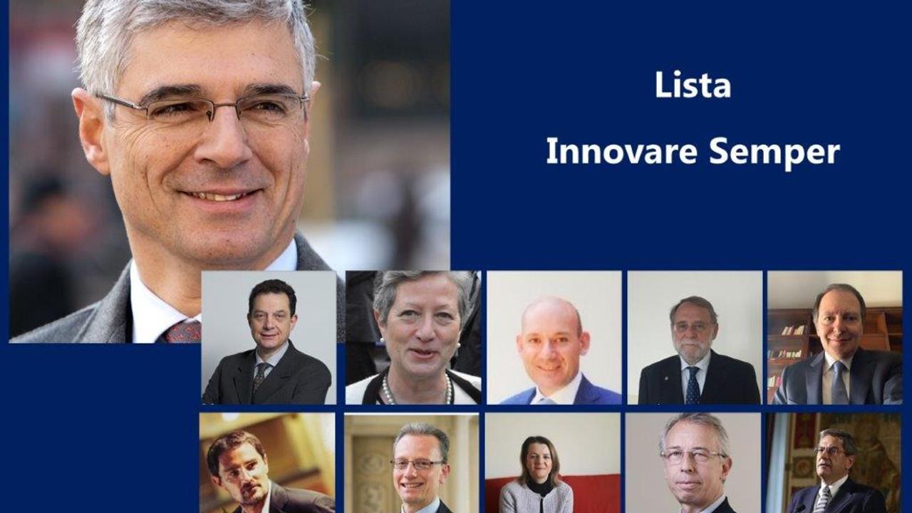2020 Lista Innovare Semper Consiglieri.m
