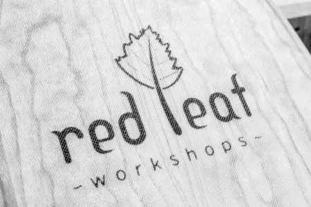Hello, Red Leaf - Wooden Surfboards