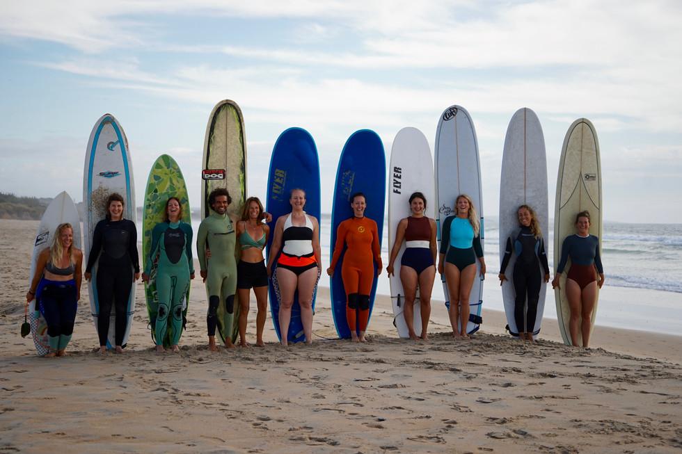 A Mymarini Surf & Yoga Retreat in Alentejo