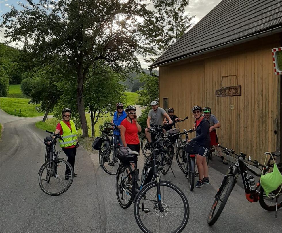 E-Bike-Tour