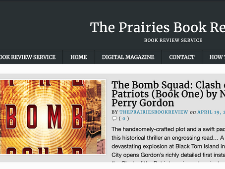 the prairies book review