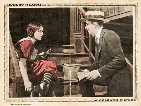 Silent film -hungry hearts 1922