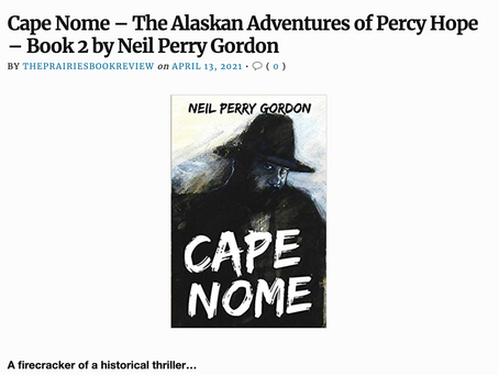 Cape Nome – The Alaskan Adventures of Percy Hope