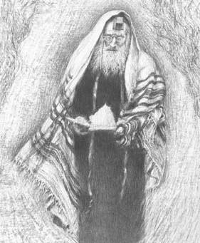 The rabbi's sermon