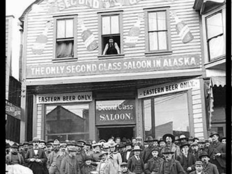 Wyatt Earp's alaskan adventure