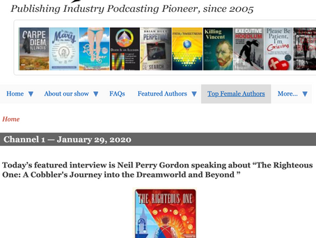 the authors show interview