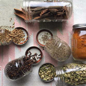 The low down on Ayurvedic spices: The 5 C's