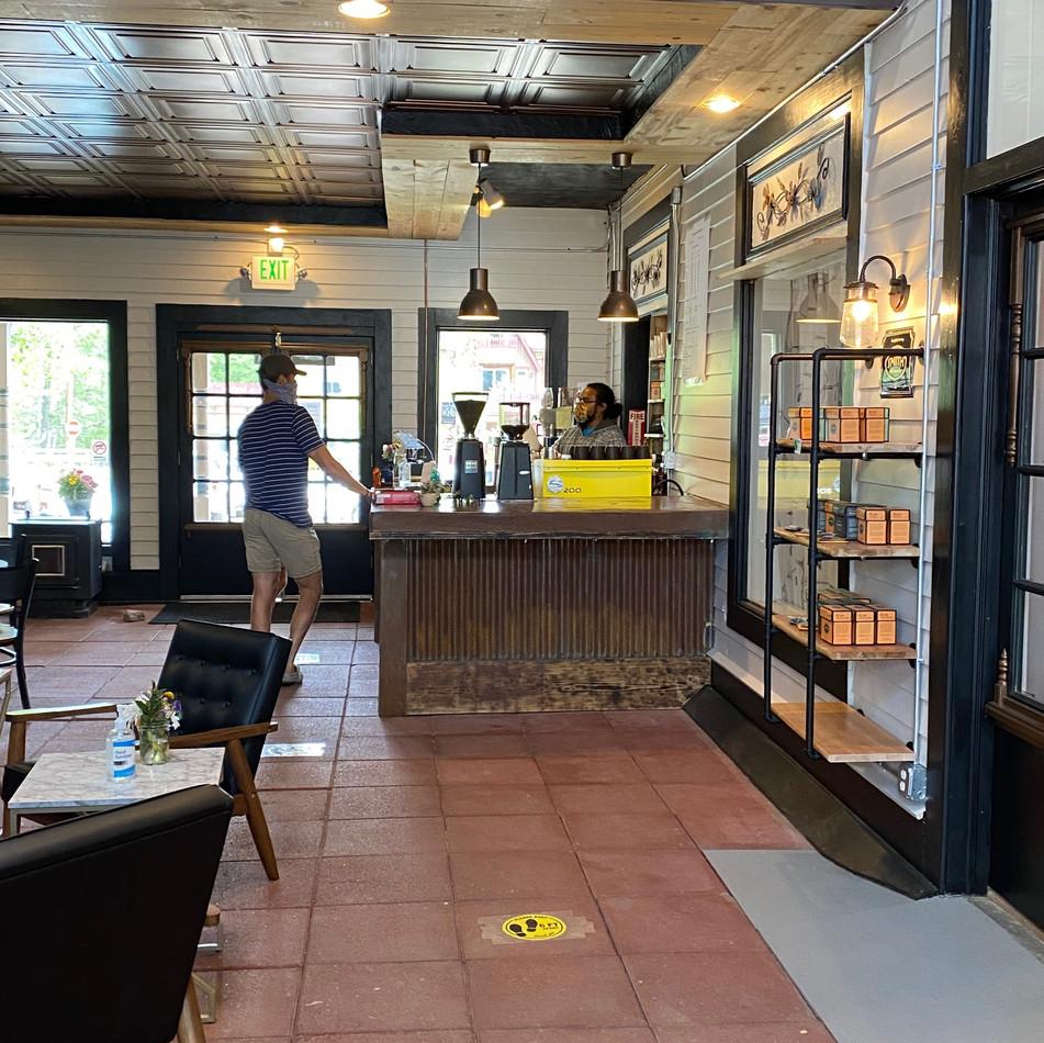 Georgetown Coffee Store