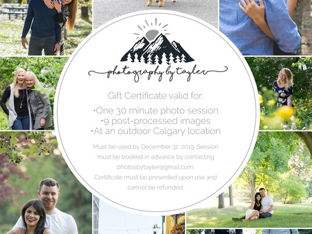 Gift a Photo Session!
