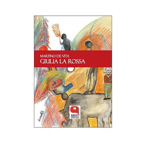 (ebook) Giulia la Rossa