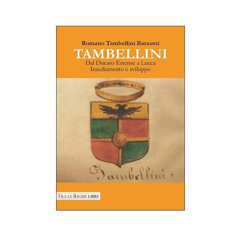 Tambellini. Dal ducato estense a Lucca. Insediamento e sviluppo