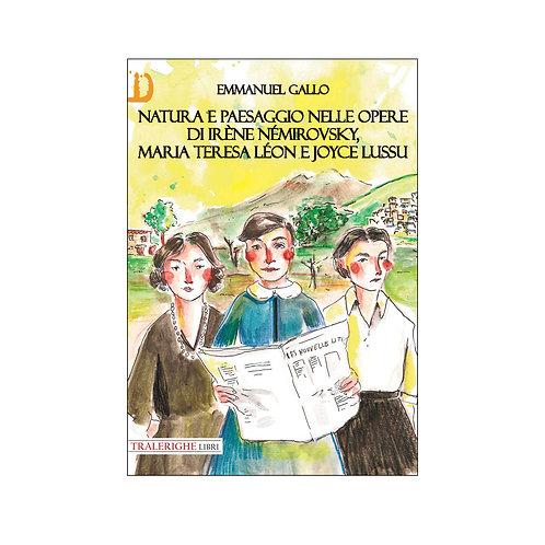 Natura e paesaggio nelle opere di Némirovsky, Léon e Lussu