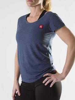 T-shirt Triblend Femme