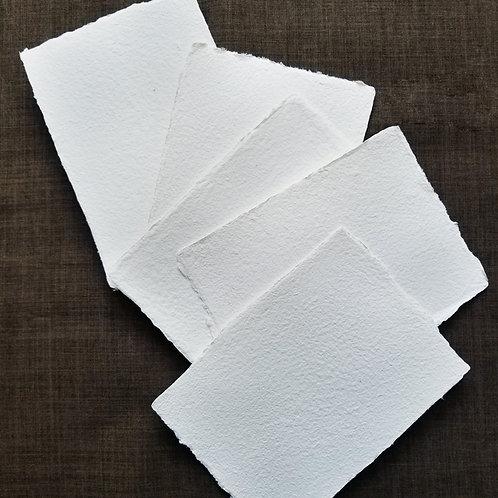 |  10x15cm  |  再生白棉紙10張  |  Reborn white cotton paper 10pcs