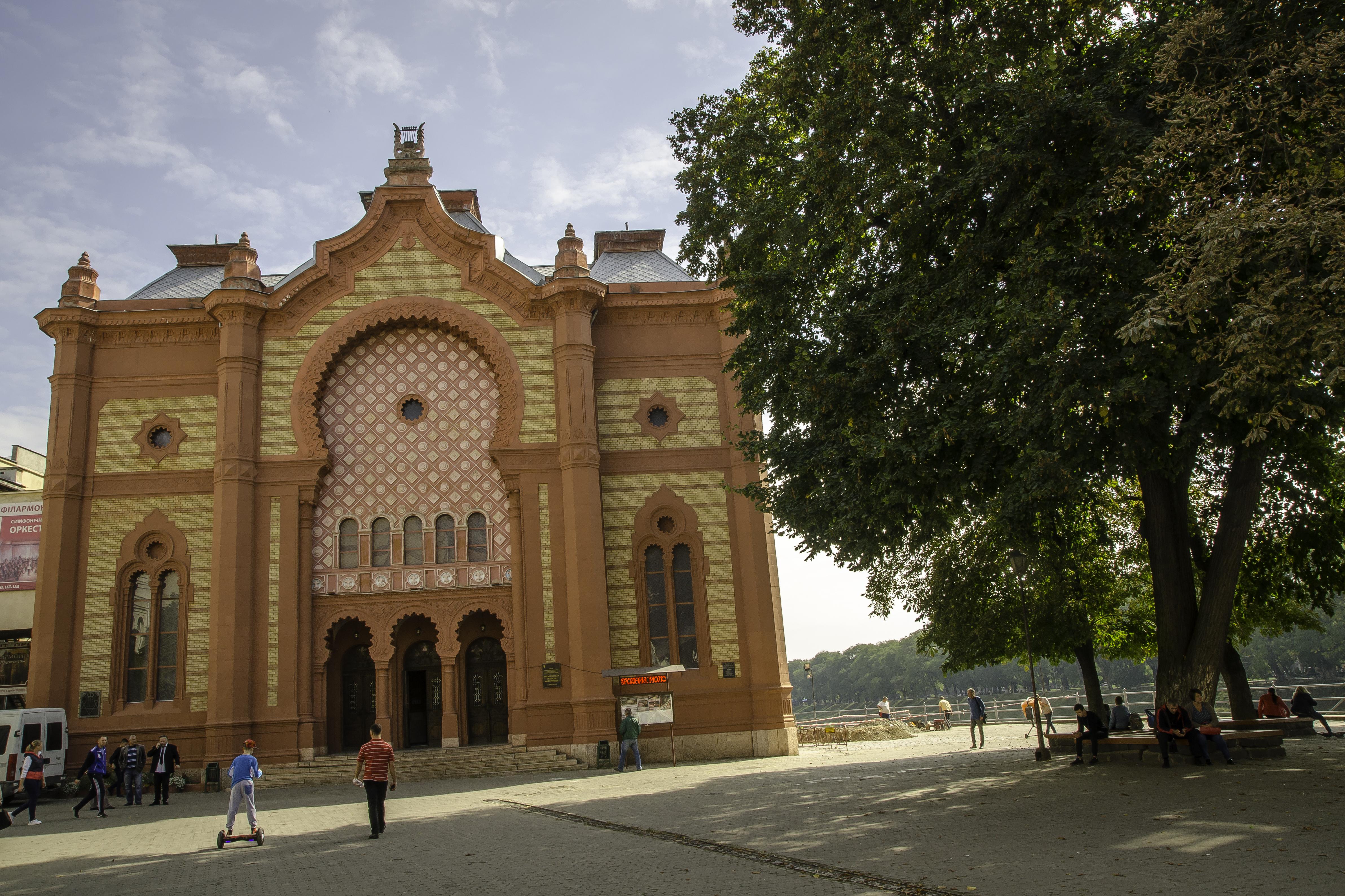 Elhurcoltak temploma