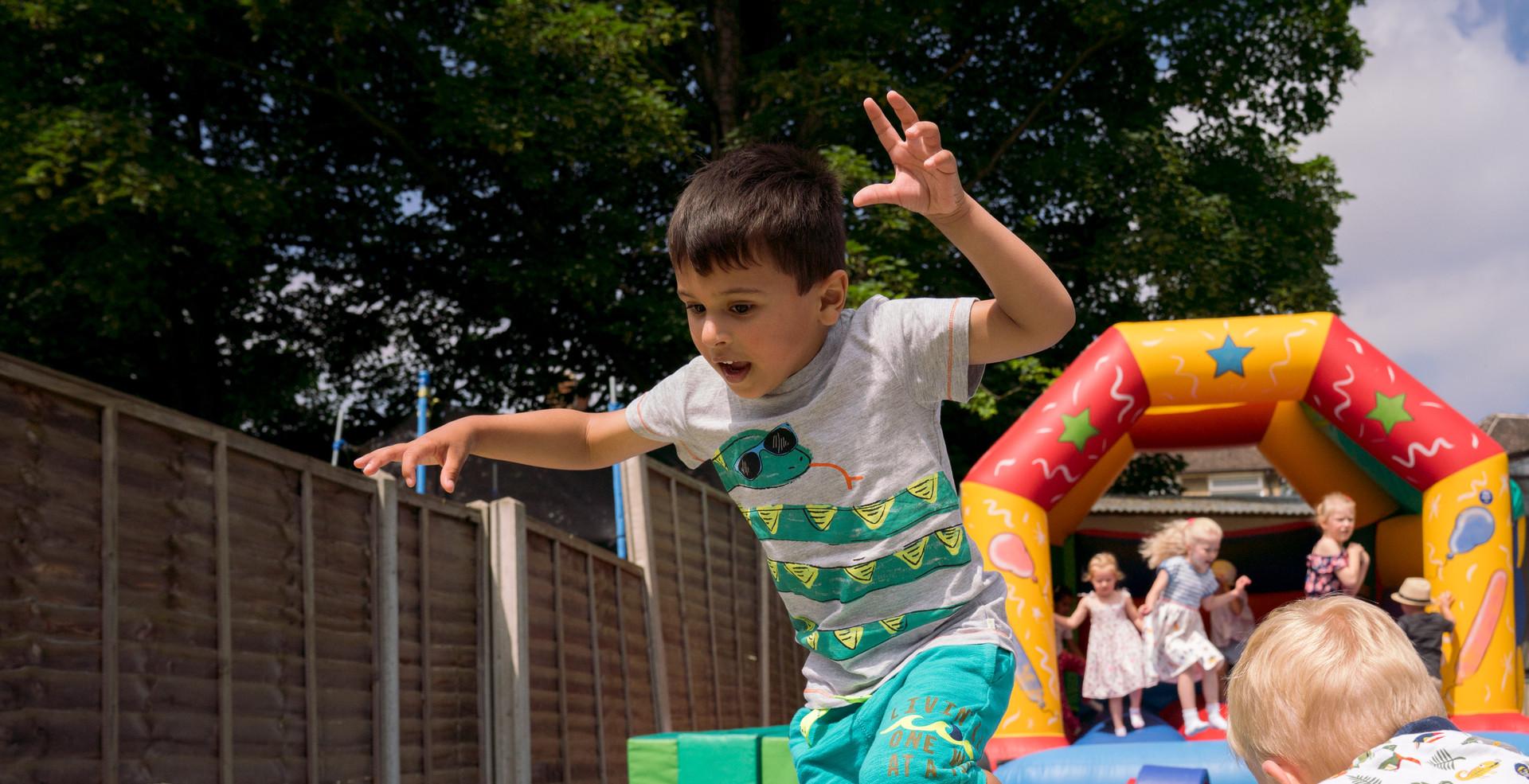 Childrens Party Birthday Jump.jpg