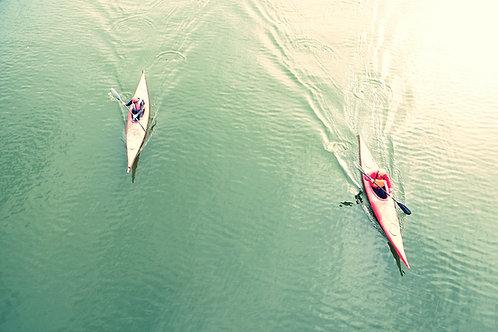 獨木舟1至3星課程