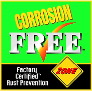 Rustproofing by Corrosion Free