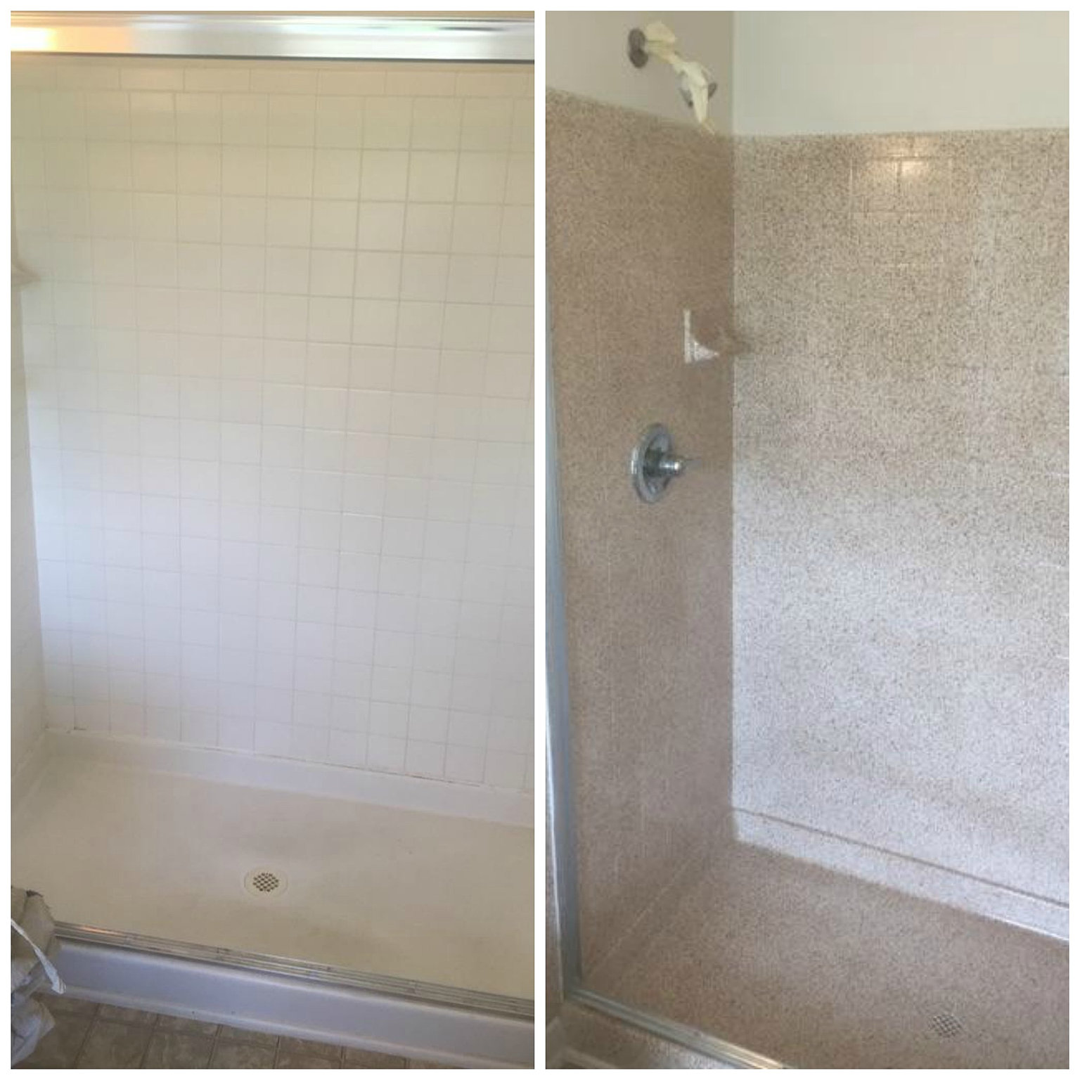 Shower Pan Resurfacing In Md Dc And Northern Virginia