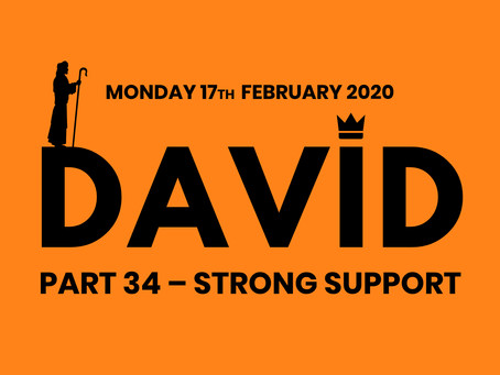 PART 34 –STRONG SUPPORT (17/2/20)