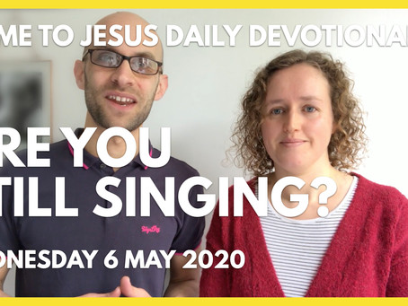 NEV AND RACHEL - ARE YOU STILL SINGING? (6/5/20)