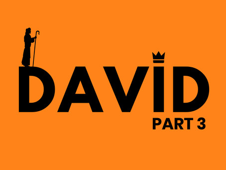 DEVOTIONAL 3 – HOW DO I GET A HEART LIKE DAVID? (24/11/19)