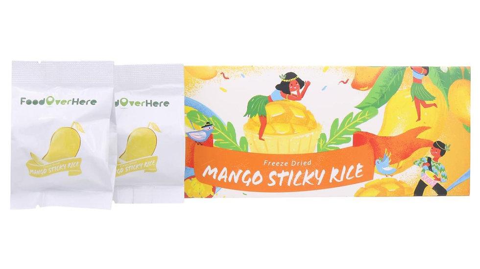 Freeze Dried Mango Sticky Rice