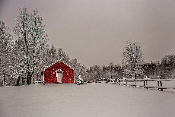 Almanzo Wilder Farm Little School House | Burke NY