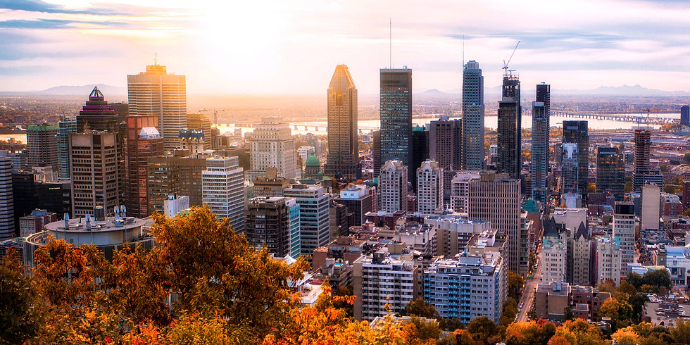 Montreal: Level 1, Part B, Weekend 2