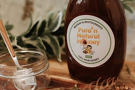 Raw Australian Honey from Mackay beekeepers