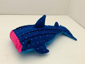 Whale Shark Teddy