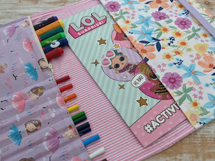 Colouring Pencil Carry Case