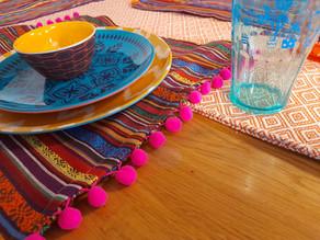 Fiesta Table Mats
