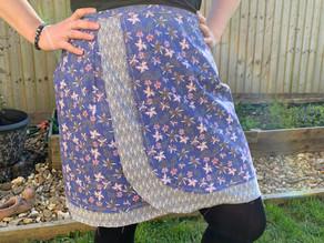 Camil Wrap Around Skirt