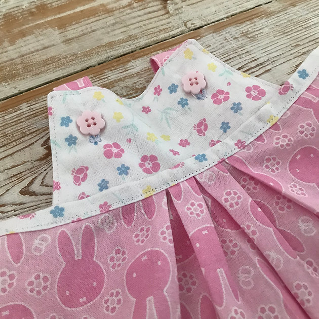 0bd1c7e28d8 The Craft Cotton Company have launched this retro Miffy fabric to kick  start 2019. I was given three designs to play with and have created this  FREE baby ...