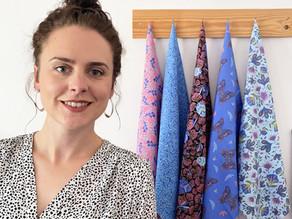 Meet Beth Salt... designer of Enchanted Wings