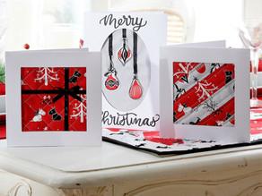Scottie Dogs Christmas Cards