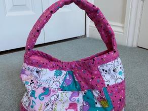 Create a Mini Patchwork Handbag