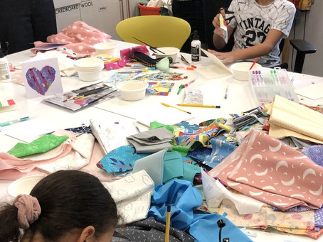 Getting Crafty with Hideout Youth Zone