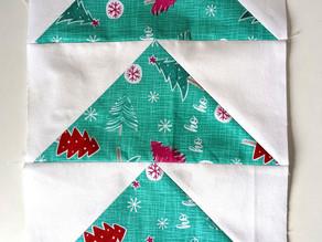 Week 2 - Christmas Tree Block