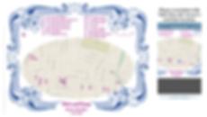 custom wedding map