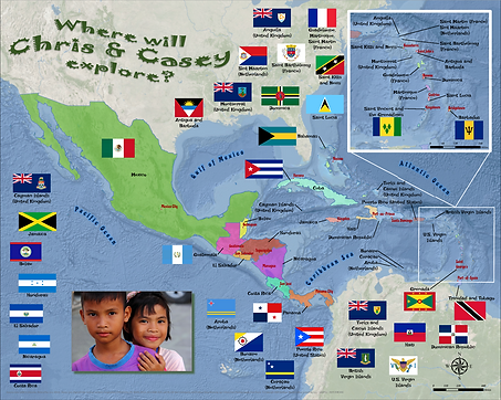 Caribbean Central America puzzle 1 sm.pn