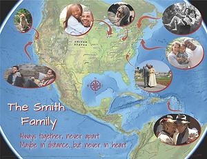 Small Connected family puzzle NatGeo sm.
