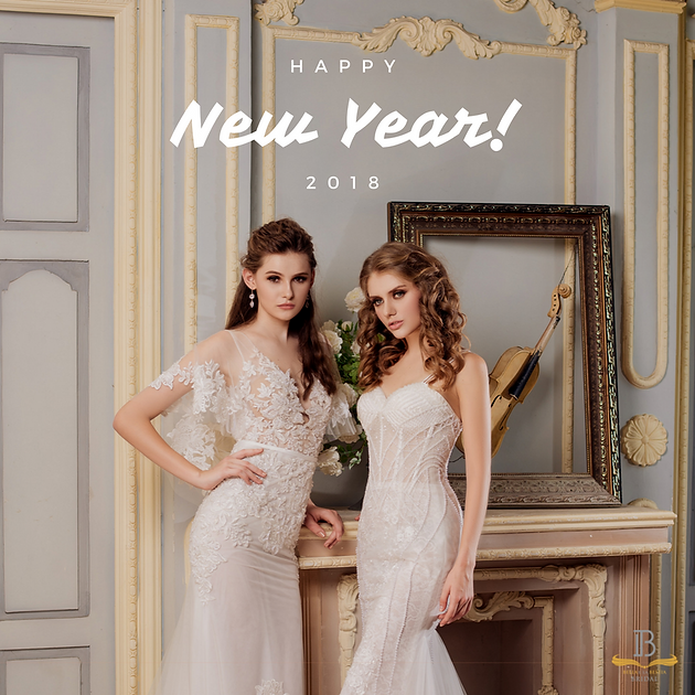 Merry Christmas and Happy New Year! | Wedding Gowns Melbourne ...