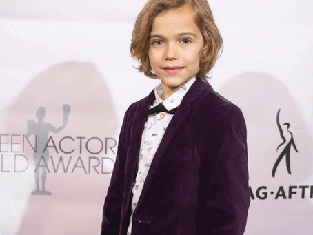 Gavin Warren - An Exceptional Child Actor And Model